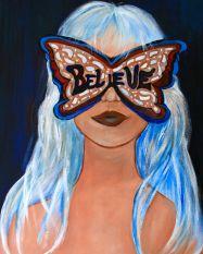 I Believe - Acrylic