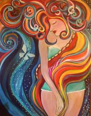 Goddess - Acrylic