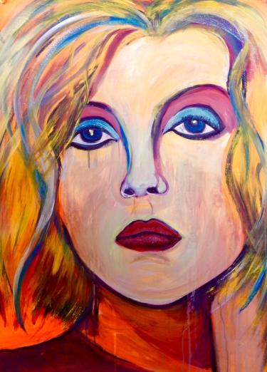 """""""Blondie""""- Deborah Harry"""
